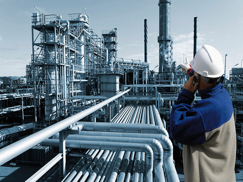 Pipeline systems In the chemical industry